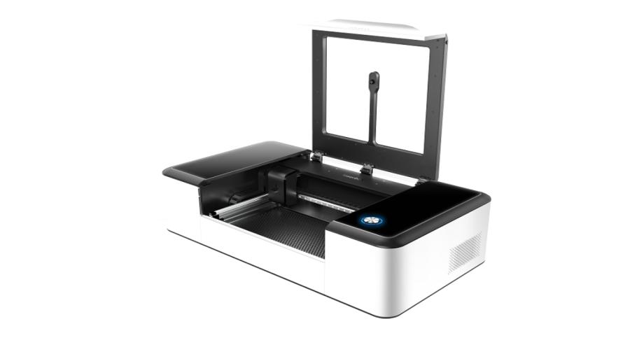 LaserBox Masaüstü Lazer Kesici - Makeblock