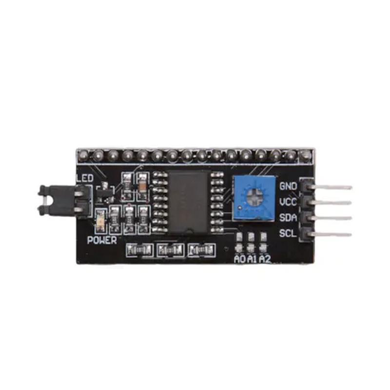 Lcd I2C Seri Arayüz Modülü Arduino