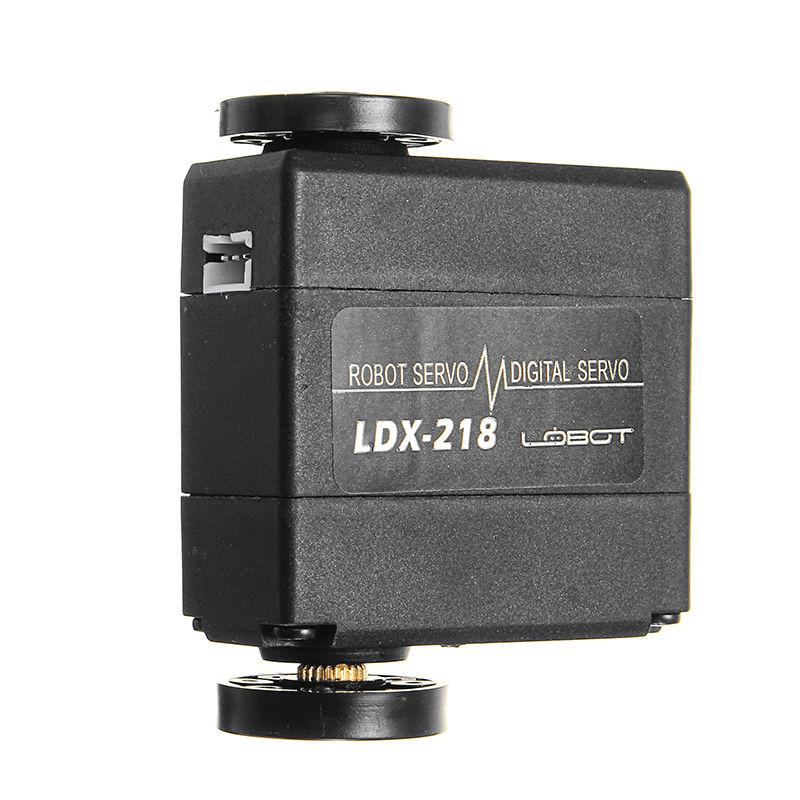 LDX-218 Çift Eksen Servo Motor