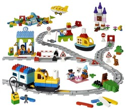 LEGO ® Encoding Train Set - Thumbnail