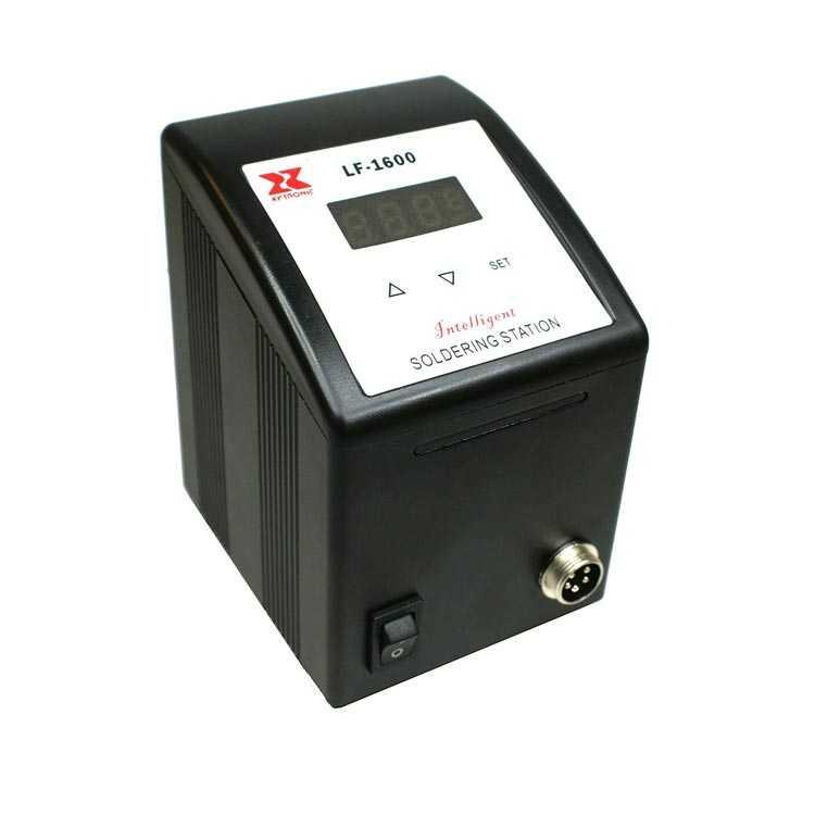 LF1600 60W Isı Ayarlı İstasyonlu Havya - Xytronic
