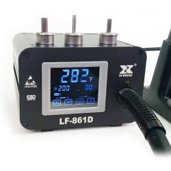 LF861-D Xytronic Dijital Isı Ayarlı Sıcak Hava Üflemeli Lehim İstasyonu (Hot Air Reflow) - Thumbnail