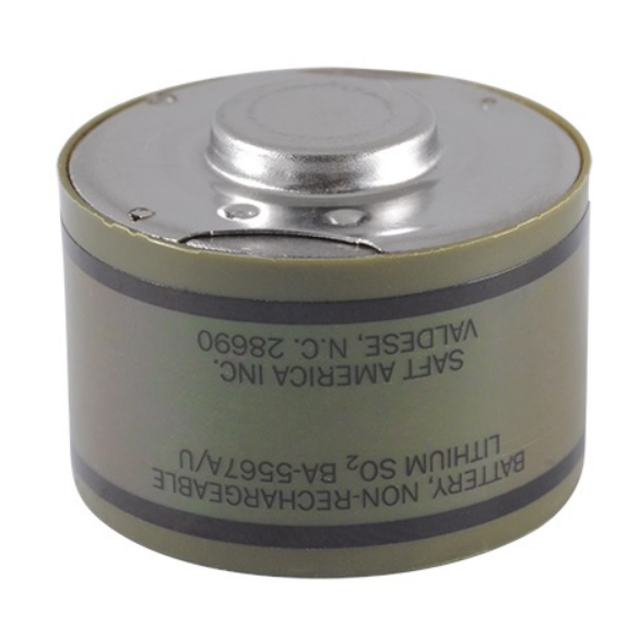 LI-SO2 3V Batarya BA5567A/U Lityum Pil