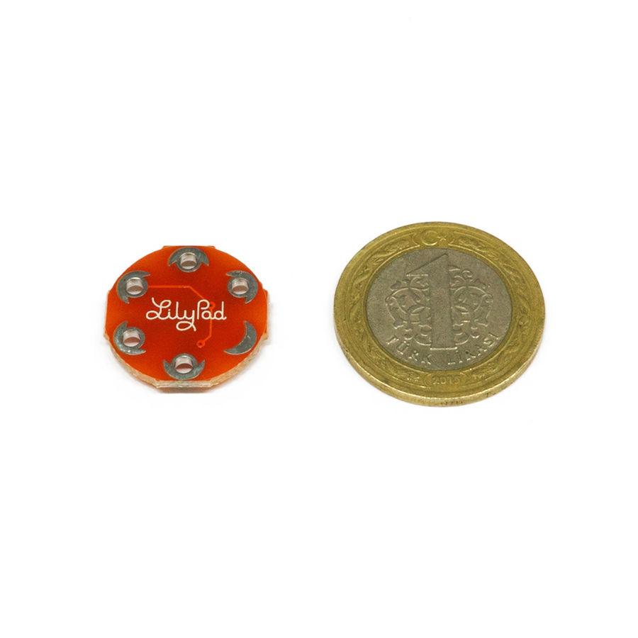 LilyPad İvmeölçer- ADXL335