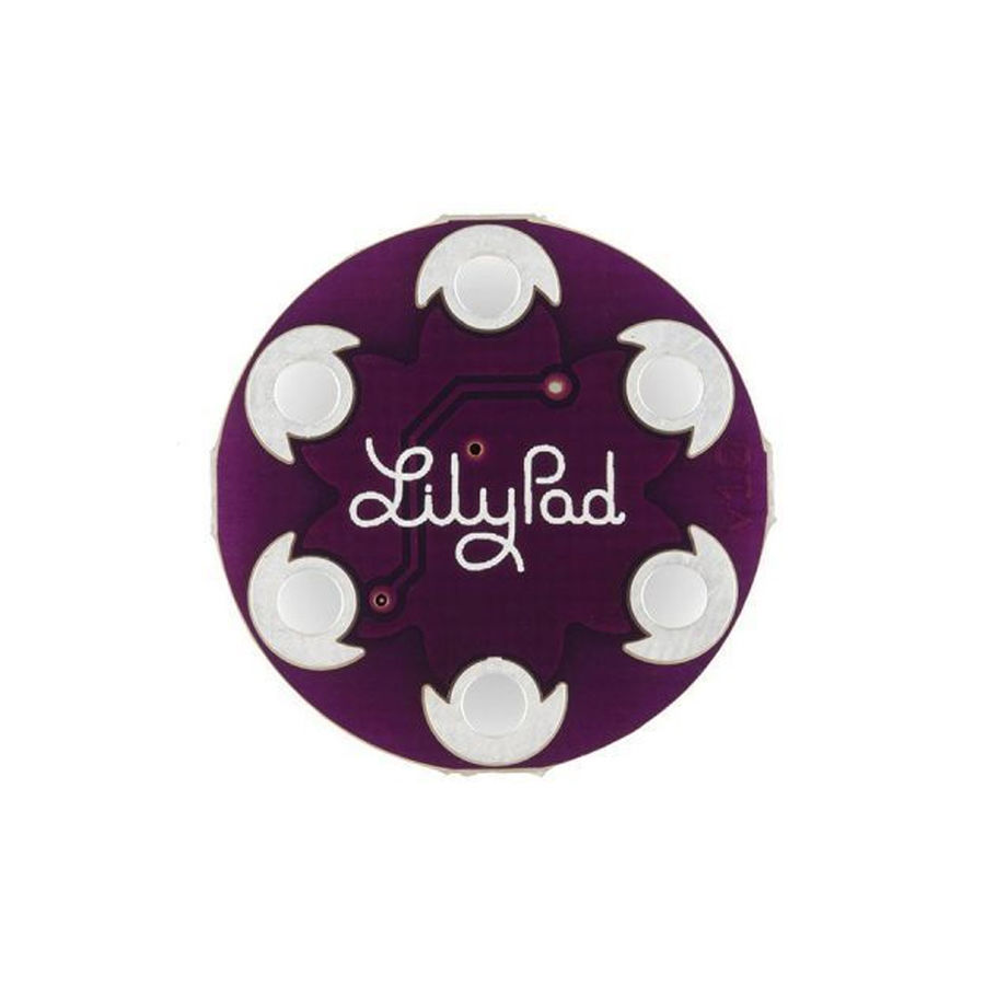 LilyPad RGB-Three Color-LED