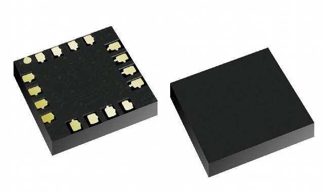 LIS3DHTR 3 Eksenli Eğim ve Nem Sensörü 16-LGA