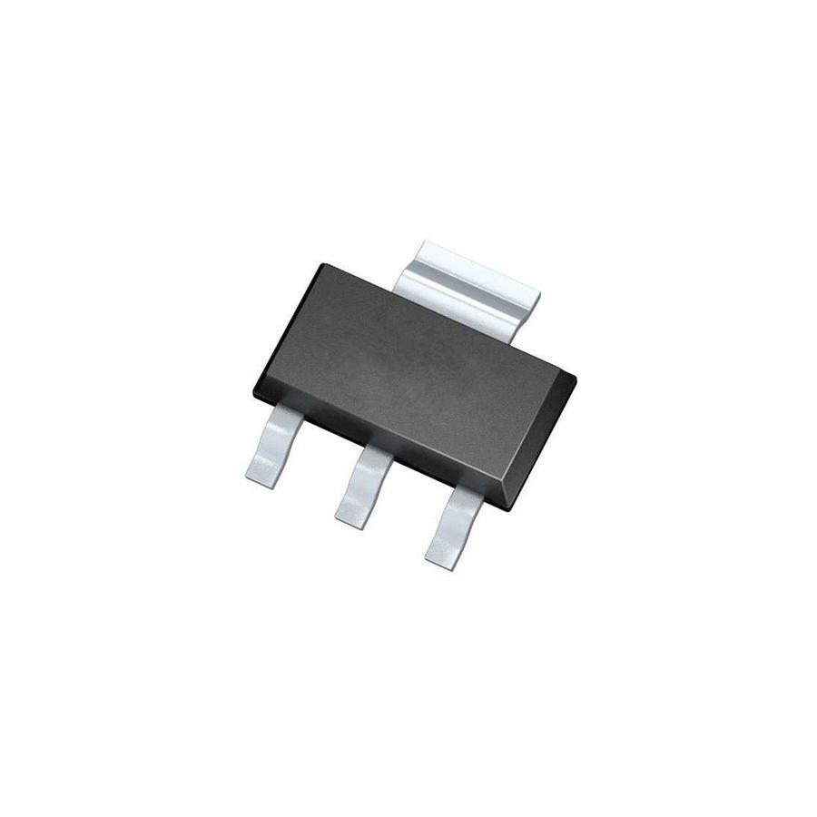 LM1117 SMD 3V3 Doğrusal Voltaj Regülatörü SOT-223-4