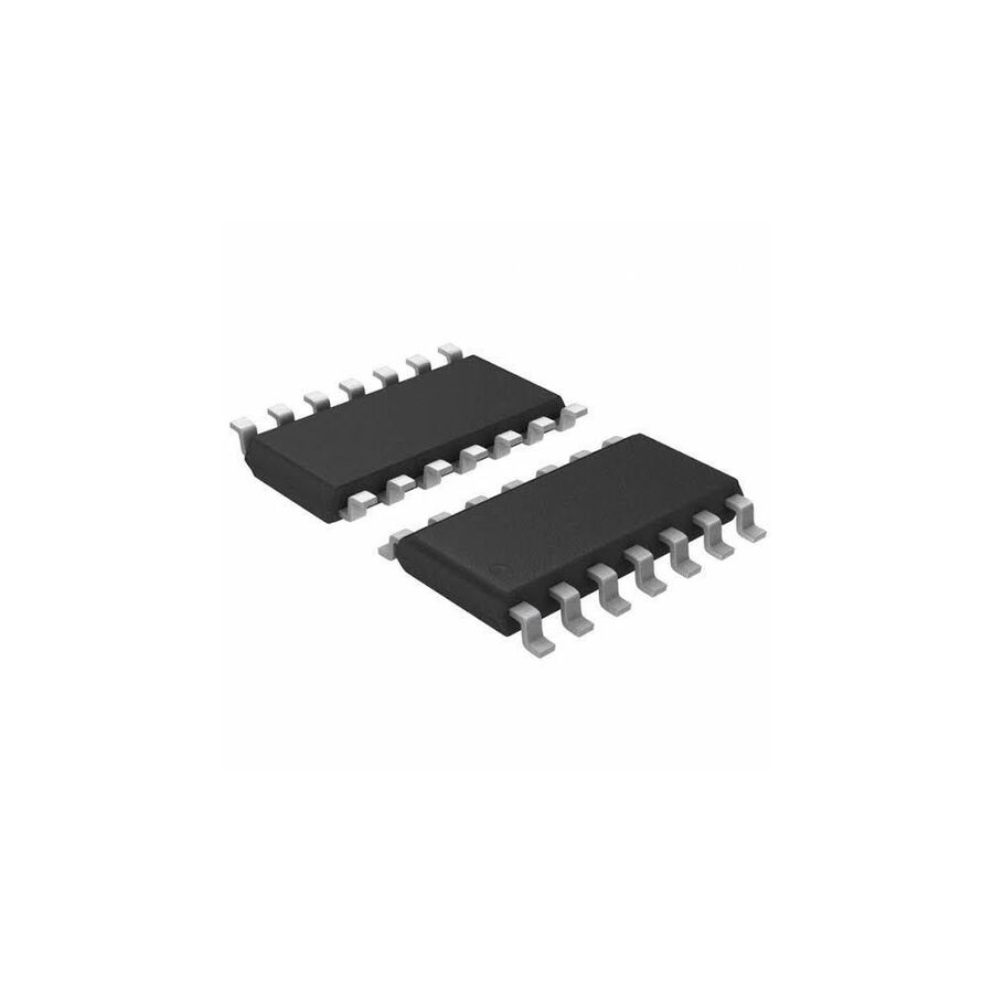 LM324ADR Soic14 - Amplifikatör Entegresi