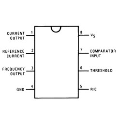 LM331 Voltaj Frekans Çevirici Entegresi DIP-8 - Thumbnail