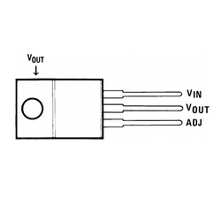 LM338T/NOPB Lineer Voltaj Regülatör To220 - Thumbnail