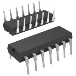 LM348N OpAmp - Dört Kanallı Amplifikatör Entegresi DIP14 - Thumbnail