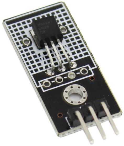 Lm35 Sıcaklık Sensör Modülü