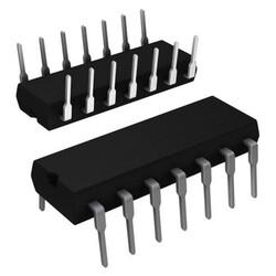 LM380N Ses Amplifikatörü Entegresi Dip-14 - Thumbnail