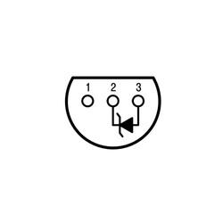 LM385Z - Düşük Gerilim Referans Diyotu 1.2V TO-92 - Thumbnail