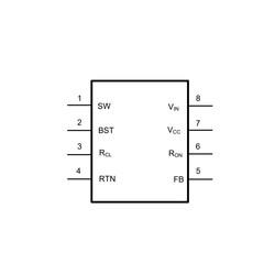 LM5007MM Vssop8 - Voltaj Regülatör Entegresi - Thumbnail