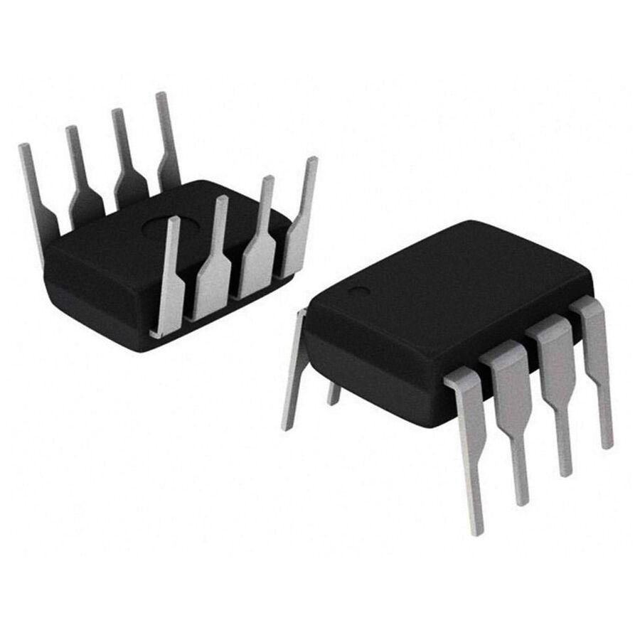 LMC6482 1.3mA 1.5Mhz OpAmp Entegresi Dip-8