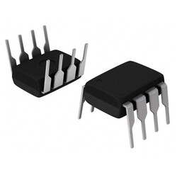LMC6482 1.3mA 1.5Mhz OpAmp Entegresi Dip-8 - Thumbnail