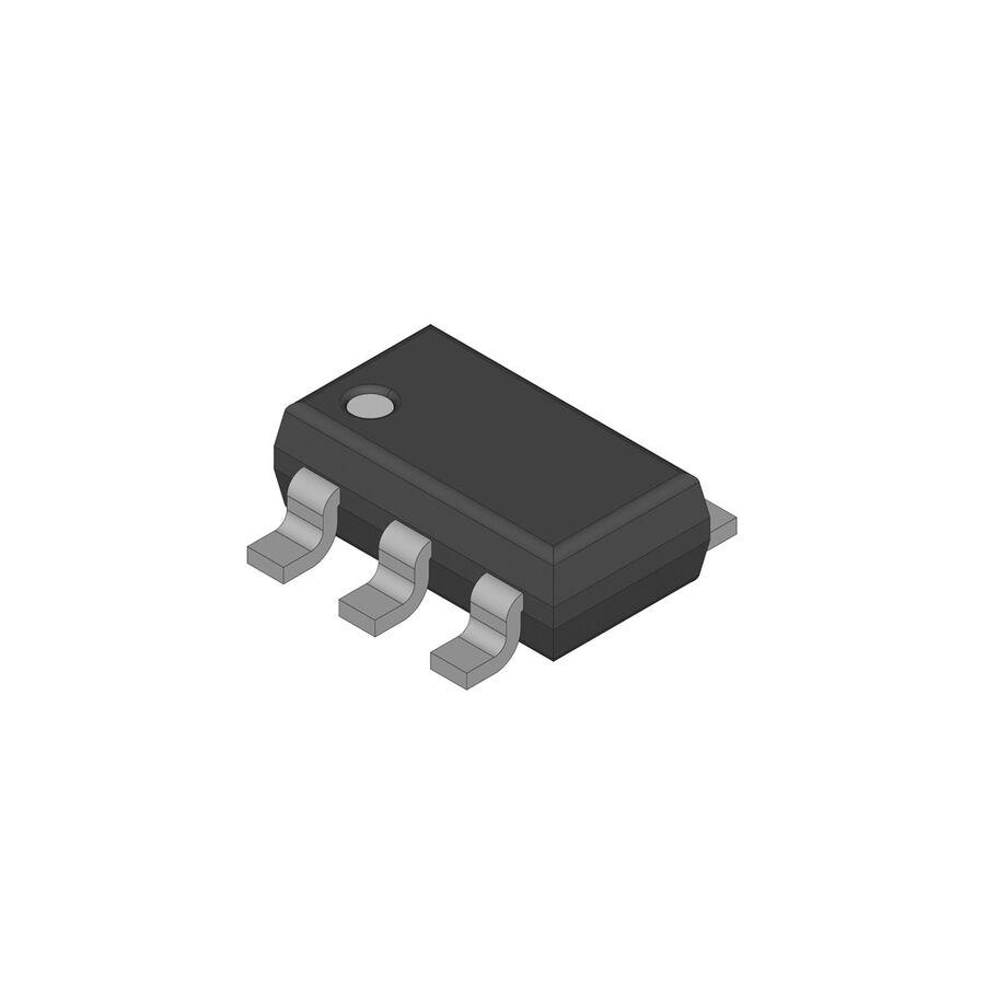 LMR14206XMKE/NOPB 0.6A Voltaj Regülatör Entegresi SOT23-6