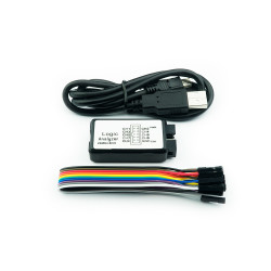 Saleae USB-CAN Lojik Analizör - Logic Analyzer - 24MHz 8 Kanal - Thumbnail