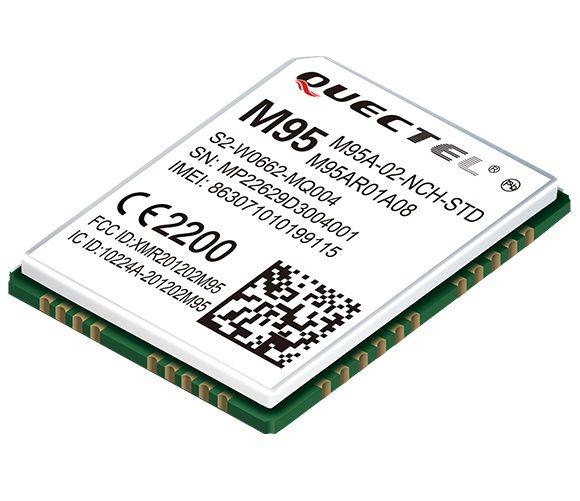 M95A-02-NCH-STD GSM-GPRS Modül (IMEI No Kayıtlıdır)