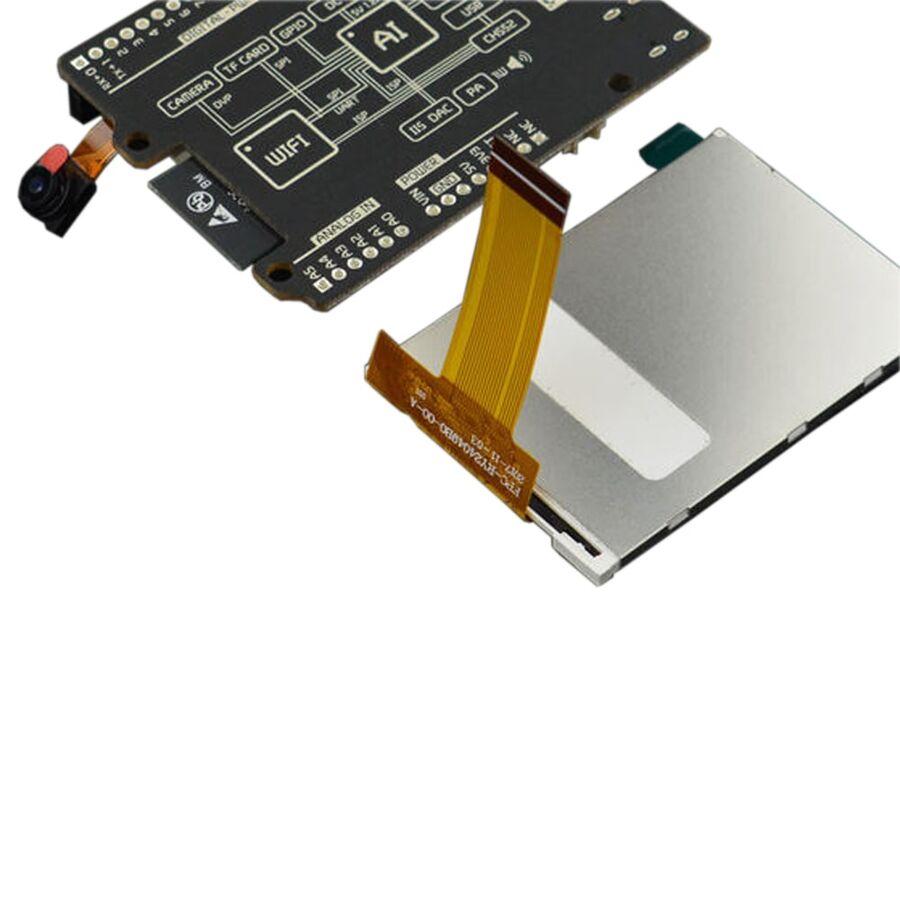 Maixduino AI Geliştirme Kiti K210 RISC-V AI + LOT ESP32