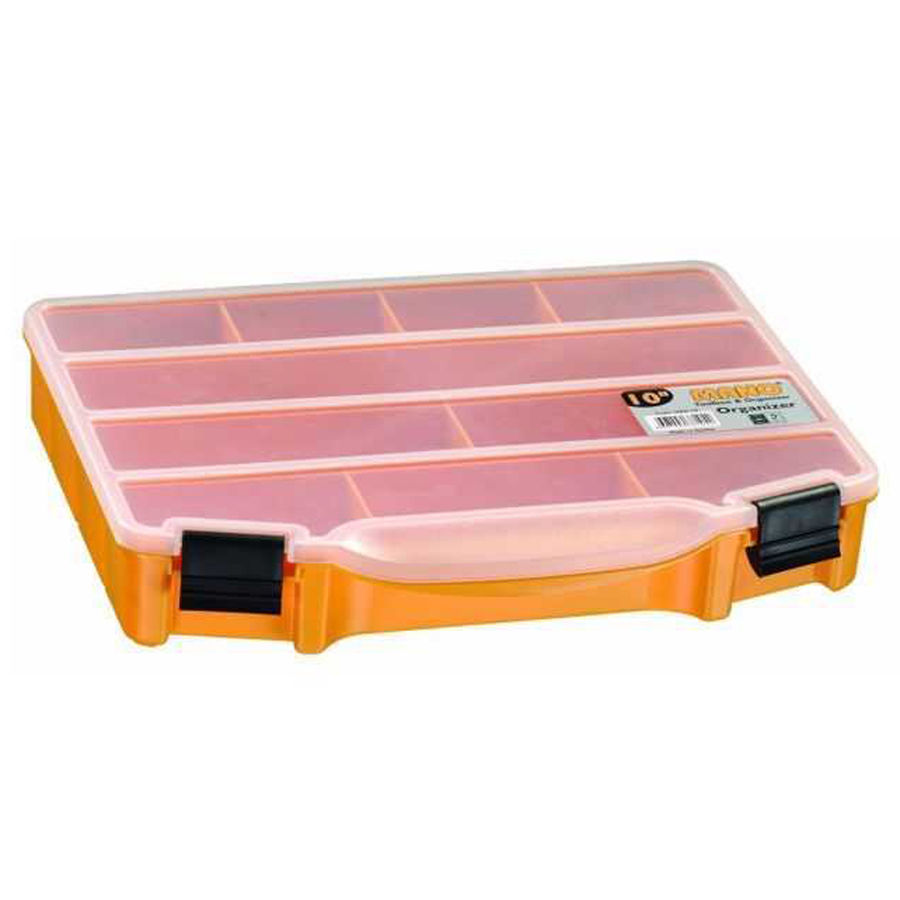 Mano Malzeme Kutusu 10 inç Organizer - ORG-10