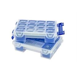 Mano Mavi Renkli Organizer 7 inch T-ORG-7 - Thumbnail