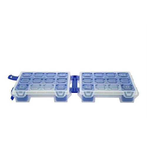 Mano Mavi Renkli Organizer 7 inch T-ORG-7