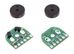 Mikro Metal Redüktörlü Motorlar için Manyetik Encoder Takımı (Çift) - 12 CPR - 2.7-18V - HPCB Uyumlu - Thumbnail