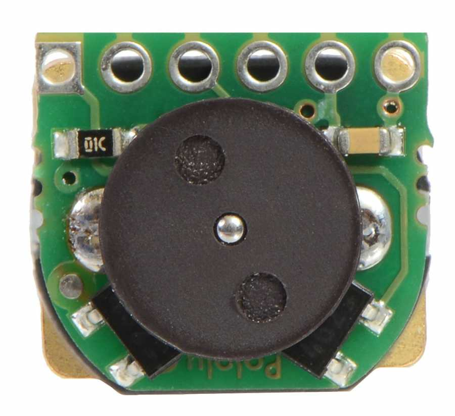 Mikro Metal Redüktörlü Motorlar için Manyetik Encoder Takımı (Çift) - 12 CPR - 2.7-18V - HPCB Uyumlu