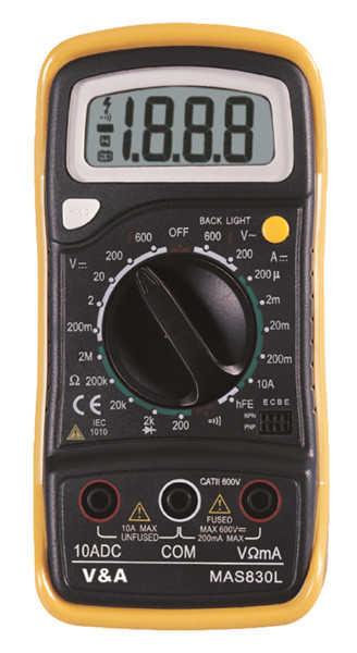 MAS-830L Digital Multimetre