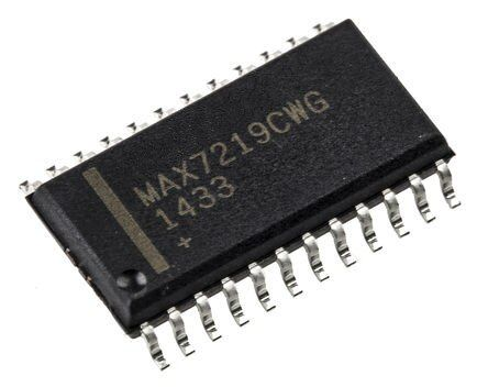 MAX7219CWG SMD - LED Entegresi