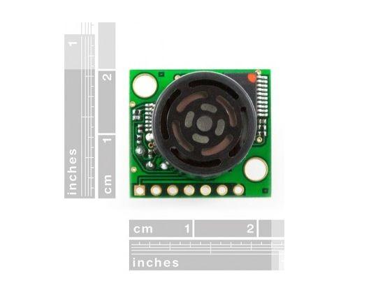 Maxbotix Ultrasonik Mesafe Ölçer - LV-EZ4
