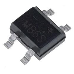 MB6S 0.8A 600V Köprü Diyot To269aa - Thumbnail