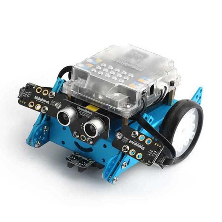 mBot İnteraktif Işık ve Ses Eklenti Paketi