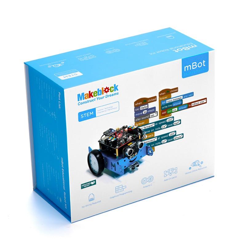 mBot v1.1 - Blue (Bluetooth Version) / Makeblock