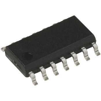 MC33174D Soic-14 SMD OpAmp Entegresi