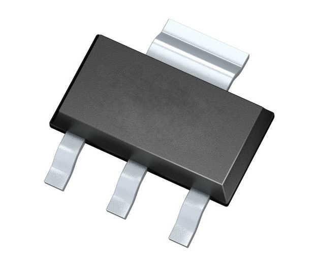 MCP1702T-3302E/MB Pasif Akım LDO Regulator