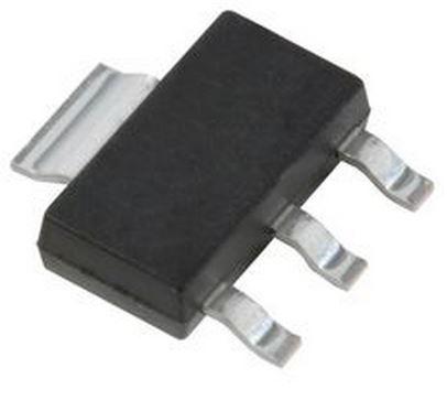 MCP1703T SMD - LDO Voltaj Regülatör Entegresi