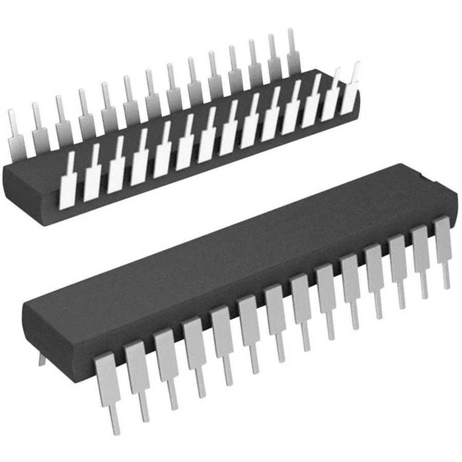 MCP23017 DIP-28 I/O Expander - G/Ç Çoklayıcı Entegresi