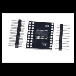 MCP23017 Seri Arayüz Modülü I2C SPI Çift Yönlü 16-Bit I/O Genişletici - Thumbnail