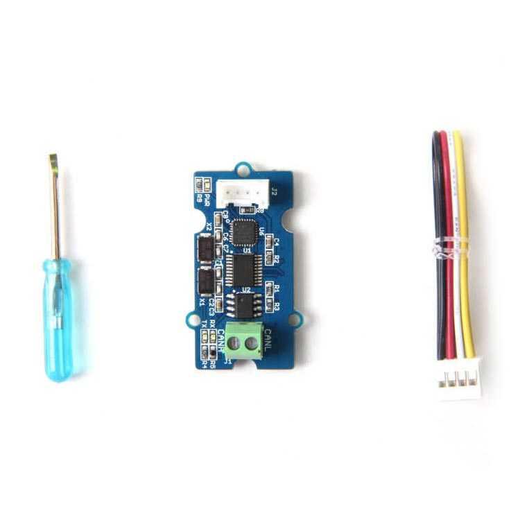 Grove MCP2551 ve MCP2515 Tabanlı Seri CAN-BUS Modülü