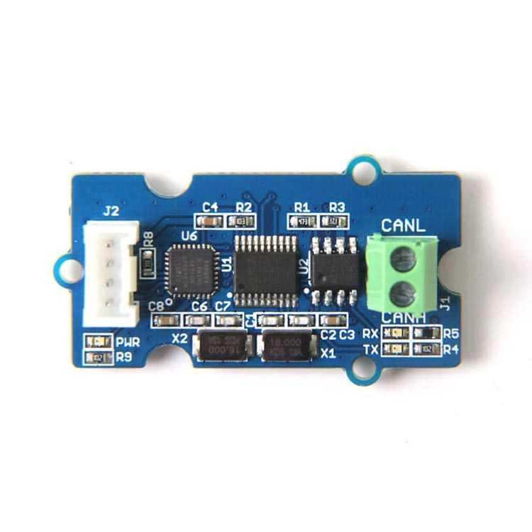 MCP2551 ve MCP2515 Tabanlı Seri CAN-BUS Modülü - Seeedstudio