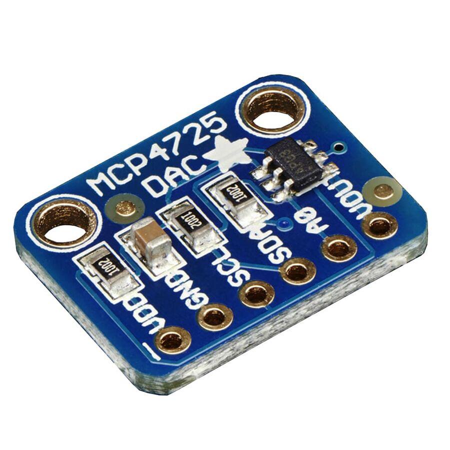 MCP4725 Tümleşik Kart 12-Bit DAC w / I2C Arabirimi