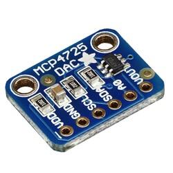 MCP4725 Tümleşik Kart 12-Bit DAC w / I2C Arabirimi - Thumbnail
