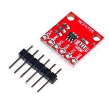 MCP4725 I2C DAC Breakout Modülü