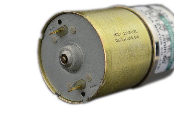12V 50RPM 37mm Redüktörlü DC Motor (50 kg.cm)