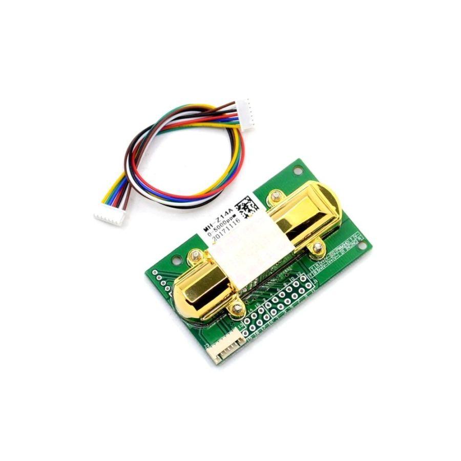 MH-Z14 CO2 Karbondioksit Sensörü
