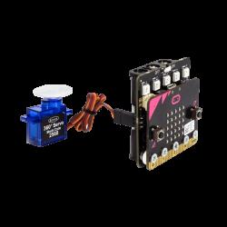 Micro:bit Servo Eklenti Kartı - Thumbnail