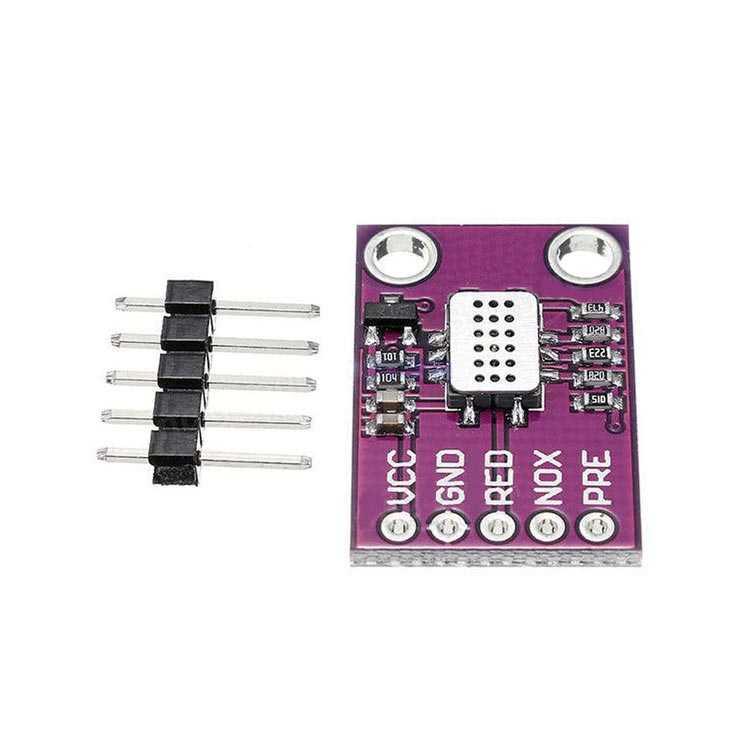 MICS-4514 Karbonmonoksit / Azot / Oksijen Sensörü Modülü
